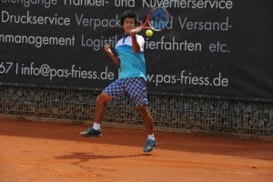 Japanese Teenager Yoshihito Nishioka is currently ranked on 162nd position