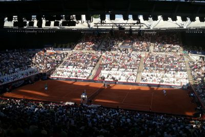 German Tennis Federation Plans To Keep Up Hamburg Tournament