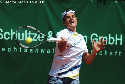 Dancevic To Make His First Appearance At Gatineau Futures