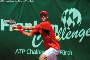 Blaz Rola aims at winning his second ATP Challenger title of the season