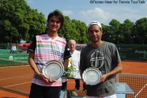 Taro Daniel claimed his second ATP Challenger title