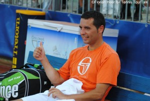 Albert Montanes captured his 8th ATP Challenger title in Cordenons 2014