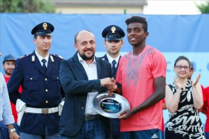 Elias Ymer captured his first ATP Challenger title (photo: Caltanissetta ATP Challenger)