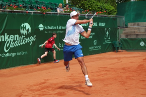 Gonzalo Escobar made it into the main draw (photo: Franken Challenge)