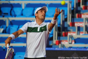 Roberto Bautista-Agut lost for the first time against Sousa