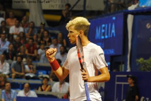 Dominic Thiem played a solid final