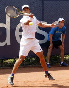 Jason Kubler made it into the main draw (photo: Thomas Ammerpohl)