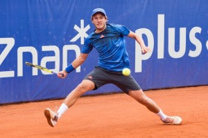 Lucas Pouille (photo: Poznan Open)
