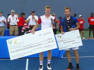 Kyle Edmund captured his second ATP Challenger title of the season (photo: ATP Challenger Binghamton)