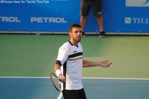 Marcel Granollers had to suffer another defeat against Donskoy