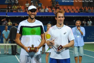 Luca Vanni defeated Grega Zemlja in the final in Portoroz