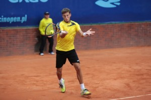 Top-seed Pablo Carreno-Busta (photo: Szczecin Open)