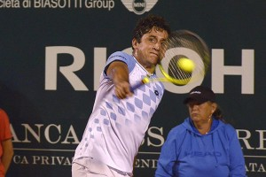 Nicolas Almagro has reached his first Challenger final within 11 years (photo: Paolo Cresta)