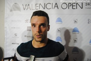Roberto Bautista-Agut is playing his second final of the season