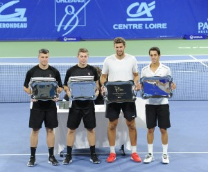 Doubles ceremony Orleans (photo: tournament website)