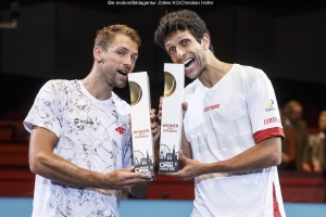 Lukasz Kubot and Marcelo Melo