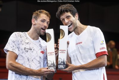 Melo/Kubot To Lead Munich Doubles Line-Up
