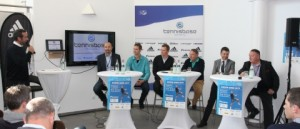 Tennis Discussion in Oberhaching (photo: BTV)