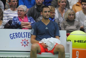 Mikhail Youzhny has reached his first Challenger final since 2000