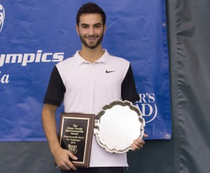 Noah Rubin (photo: Jacob Stuckey/Charlottesville Challenger)