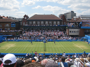 Centre Court at London's Queen's Club