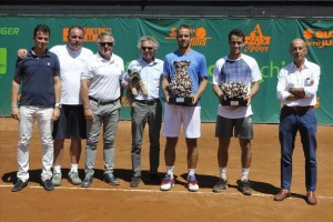 Andrej Martin wins his second title in Italy this season (photo: tennisitaliano)