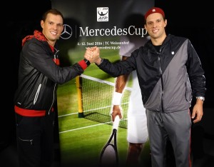 Bob and Mike Bryan (photo: Mercedes Cup)
