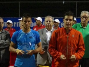 Casablanca's finalists: Dzumhur and Munoz de la Nava