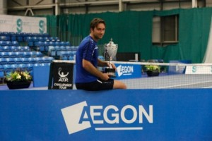 Niels Desein (photo: Tennis Scotland)