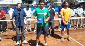 Facundo Bagnis won his fifth ATP Challenger career title
