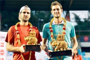 James Ward clinched his fourth ATP Challenger title, his first since 2013