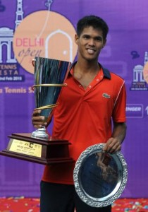 Somdev Devvarman (photo: S. Subramanium)