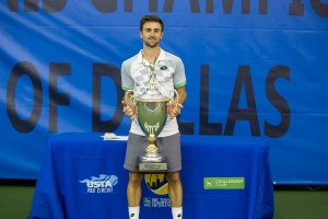 Tim Smyczek took his fourth ATP Challenger title