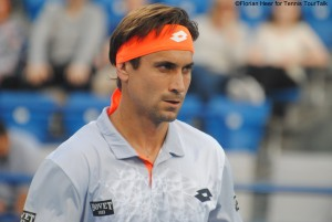 David Ferrer finishes 3rd in Abu Dhabi