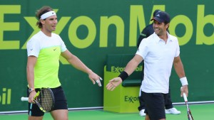 Rafael Nadal and Fernando Verdasco (photo: QTF)