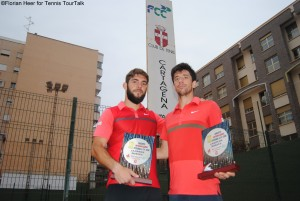Antonescu and Jecan captured their third title on the ITF Circuit