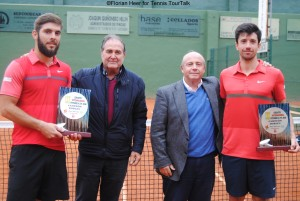 Vasile Antonescu and Mircea-Alexandru Jecan claimed their second title within two weeks