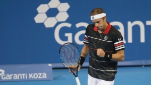 Gilles Muller reached the second round (photo: Sofia Open)