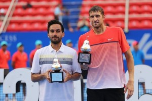 Treat Huey and Max Mirnyi