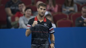 Martin Klizan reaches the quarterfinals (photo: Sofia Open)