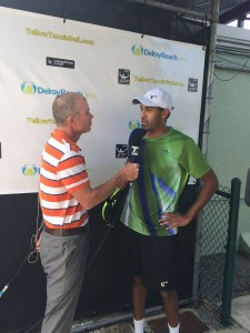 Rajeev Ram (photo: Delray Beach Open)