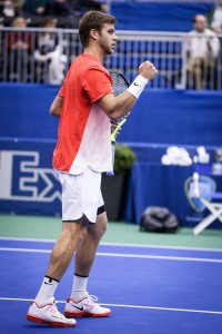 Ryan Harrison is through to the second round (photo: Memphis Open)