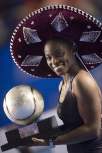 Sloane Stephens triumphs in Acapulco