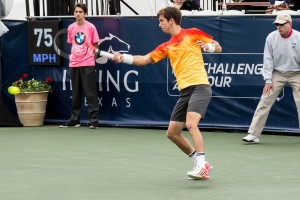 Aljaz Bedene (photo: Tessa Kolodny)