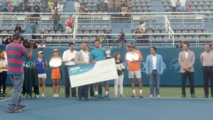Malek Jaziri wins in Guadalajara (photo: Jalisco Open)