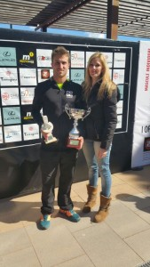 Steven Diez with his third ITF Future title on Spanish soil this season