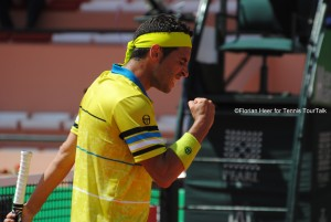 Albert Montanes returns to a semi-final on the ATP World Tour