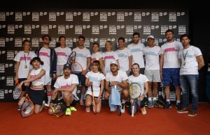 Charity match in Madrid (photo: A. Martinez/MMO)
