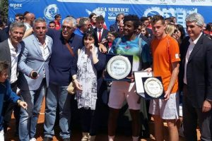 Elias Ymer wins in Barletta