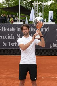 Nikoloz Basilashvili (photo: Marc Thorwartl)
